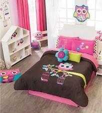 Little Girls Queen Size Bedding Sets.Little Girls Bedding Sets For Queen Bed With Owls Hoot