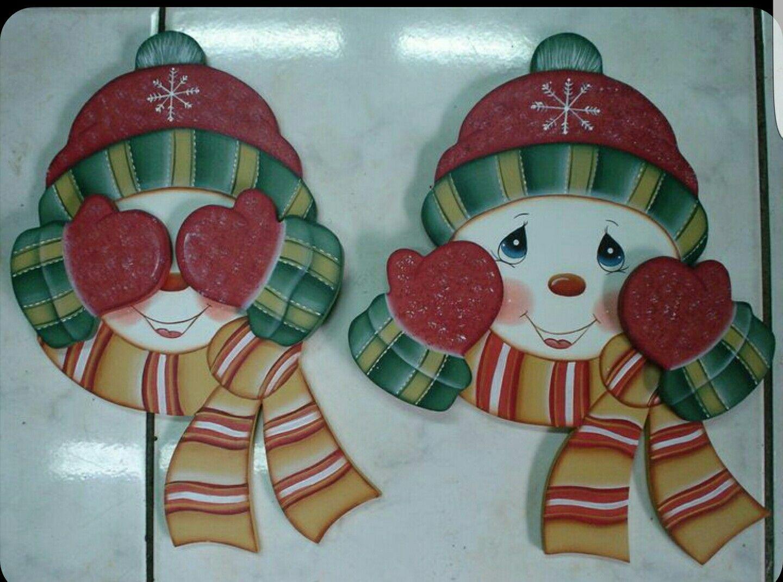 Muñeco de Nieve para baño | navideños | Pinterest | Nieve, Baño y ...