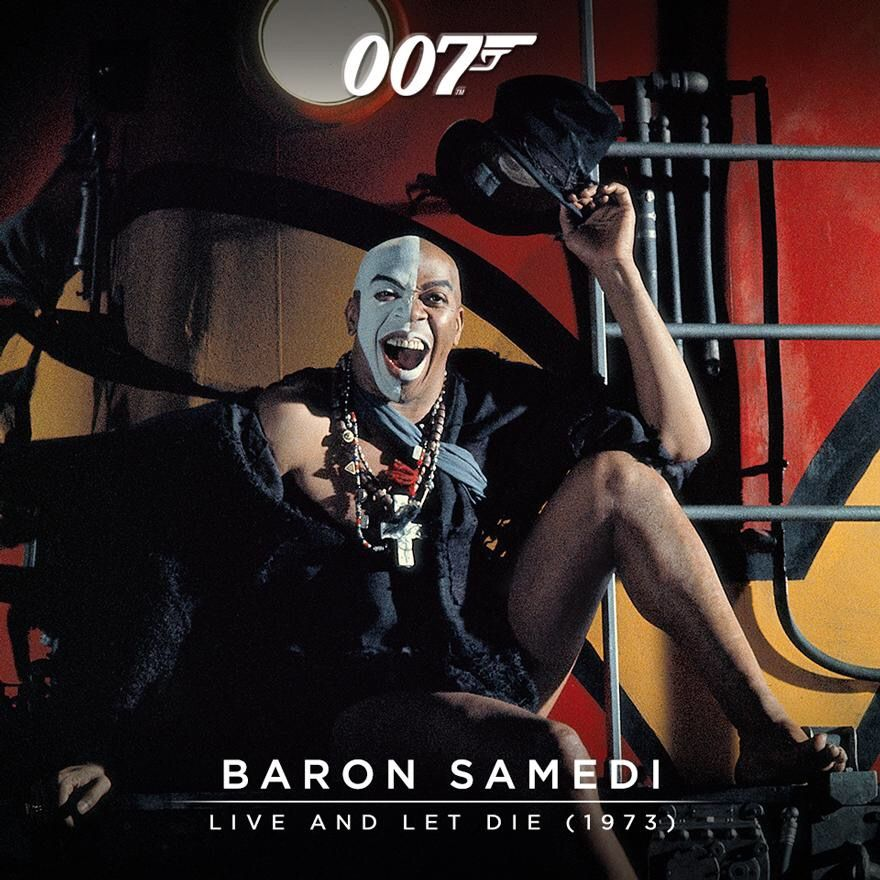Baron Samedi Live And Let Die One Of The Best Bond Antagonists