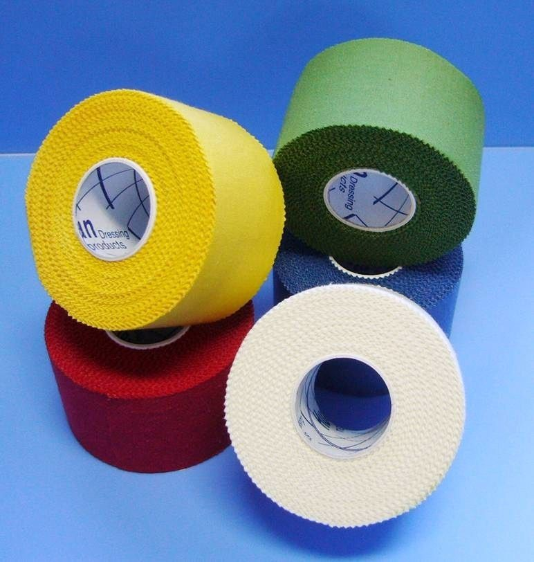 Athletic Training Tape...love the colored tape