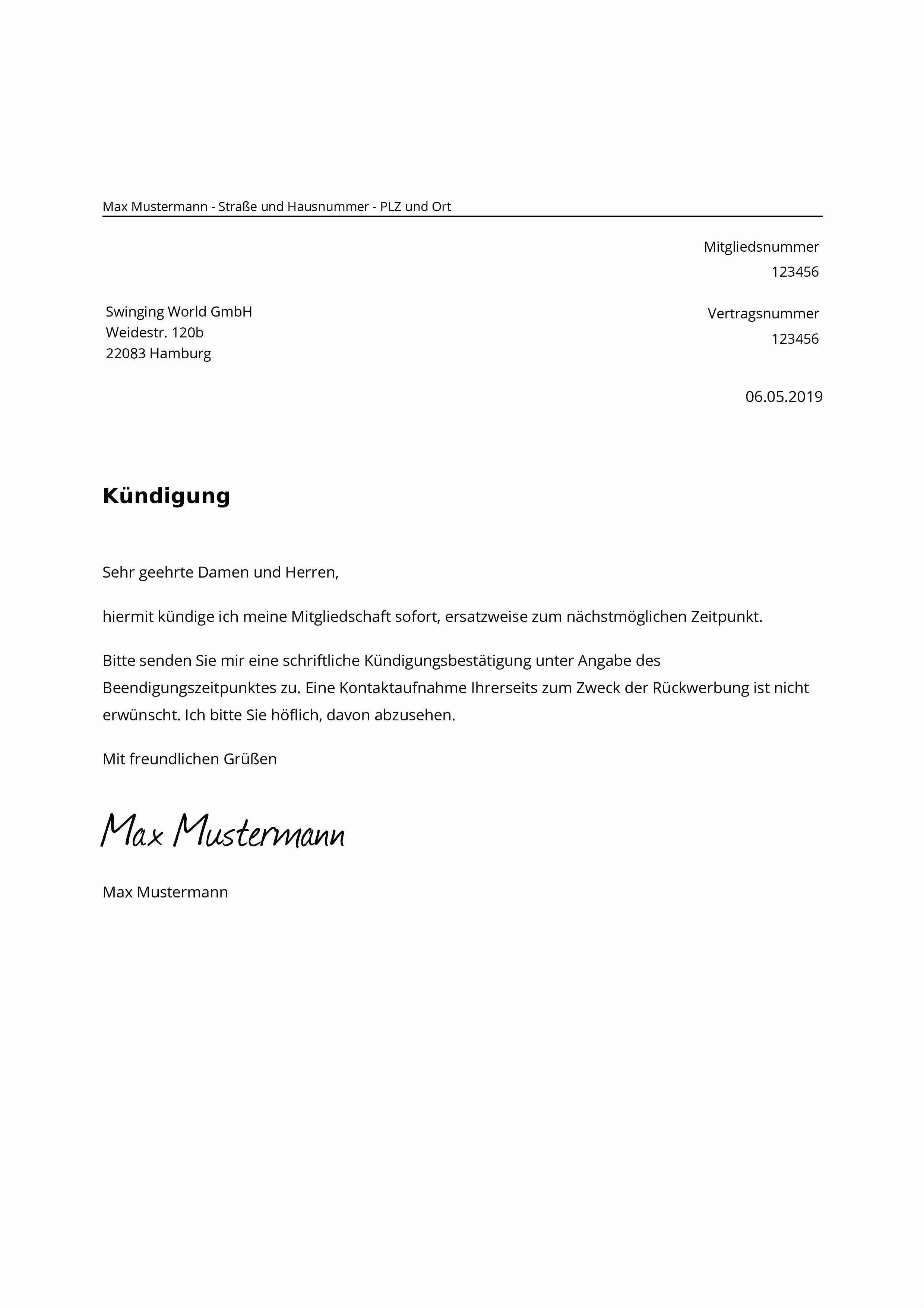 Qualifiziert Hausarztvertrag Kundigen Vorlage In 2020 Vorlagen Lebenslauf Kundigung Lebenslauf