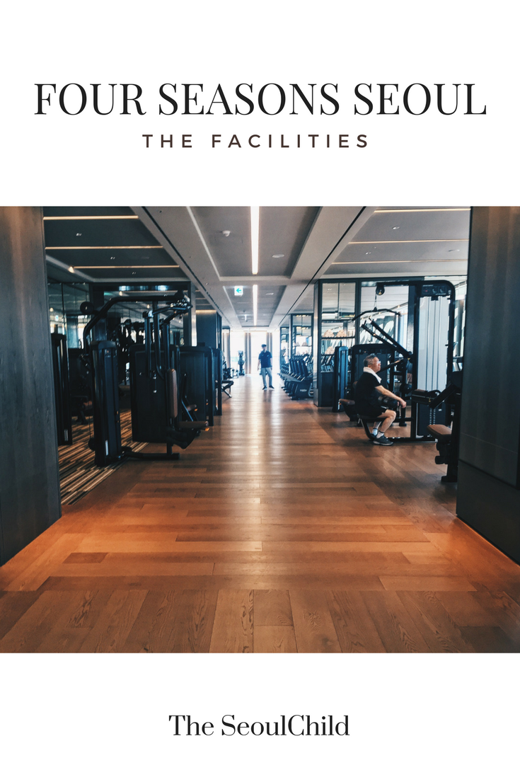 Want access to a beautiful gym and pool area? FSSeoul has them both, and more!