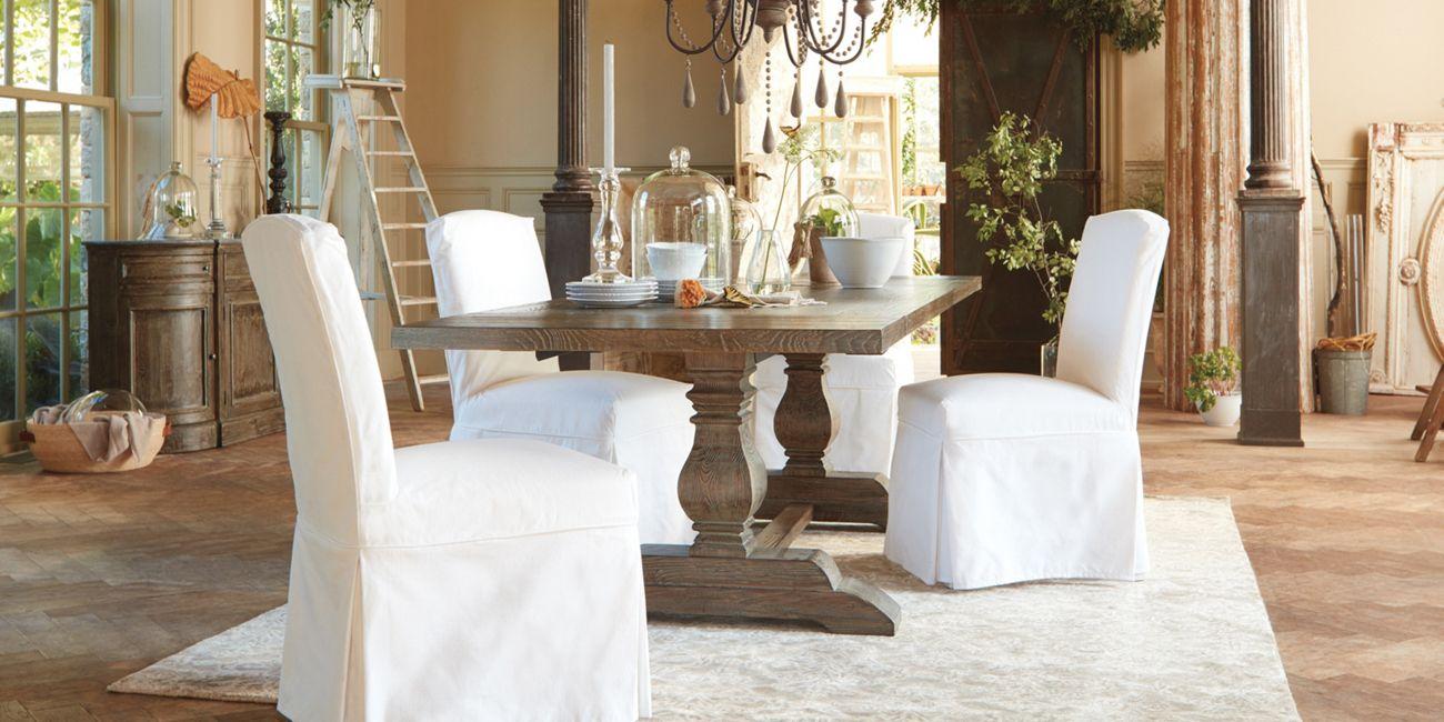 Kensington Dining Table Arhaus Furniture Timeless Furniture Interior Design Dining Room Furniture