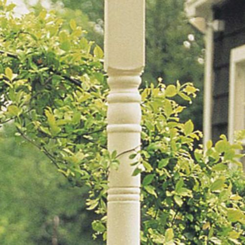 Porch Post at Menards. | Porch posts, Fiberglass columns