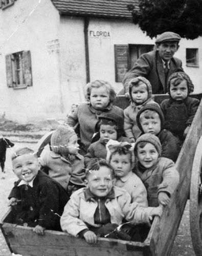 Displaced Persons After the Holocaust - My Jewish Learning ...