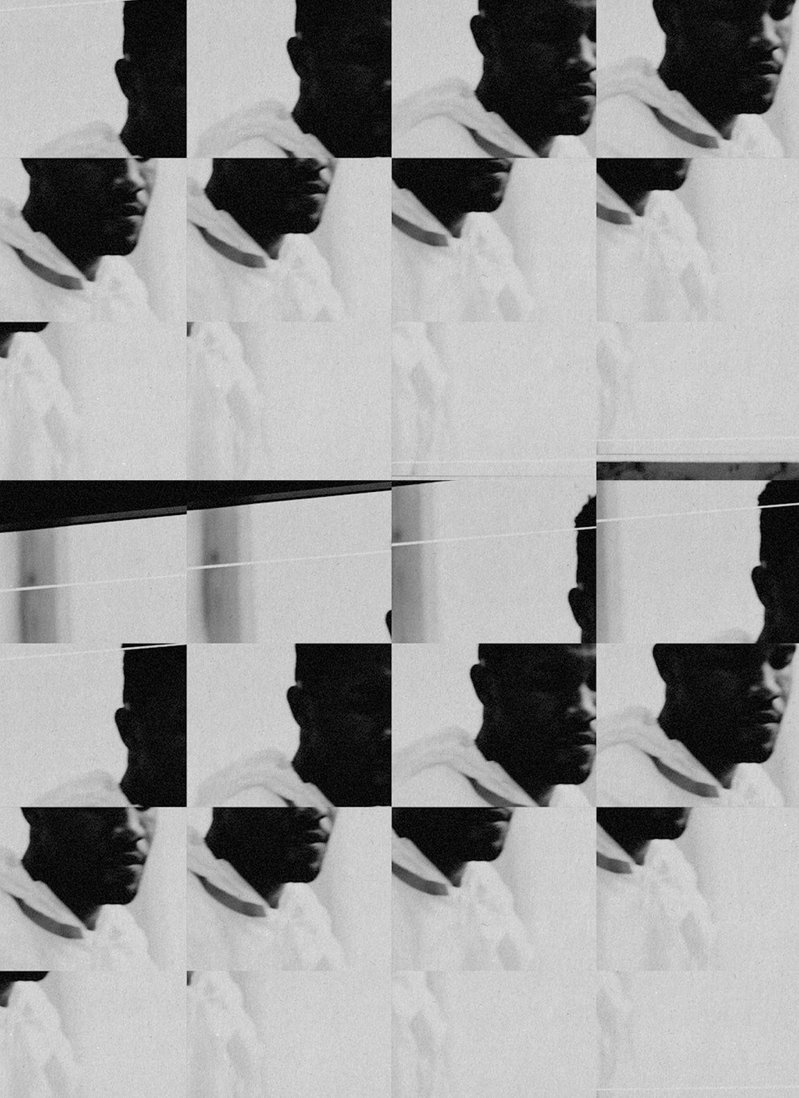 Frank Ocean Endless Michel Egger Graphic Design for