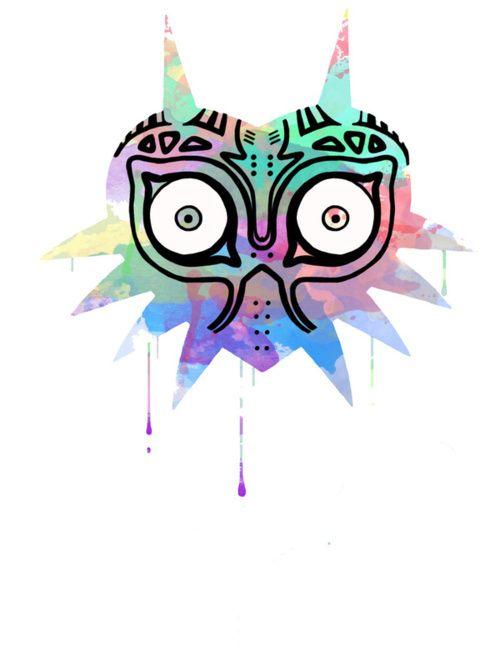 Majora #majora #mask #zelda | Awesome stuff | Pinterest ...