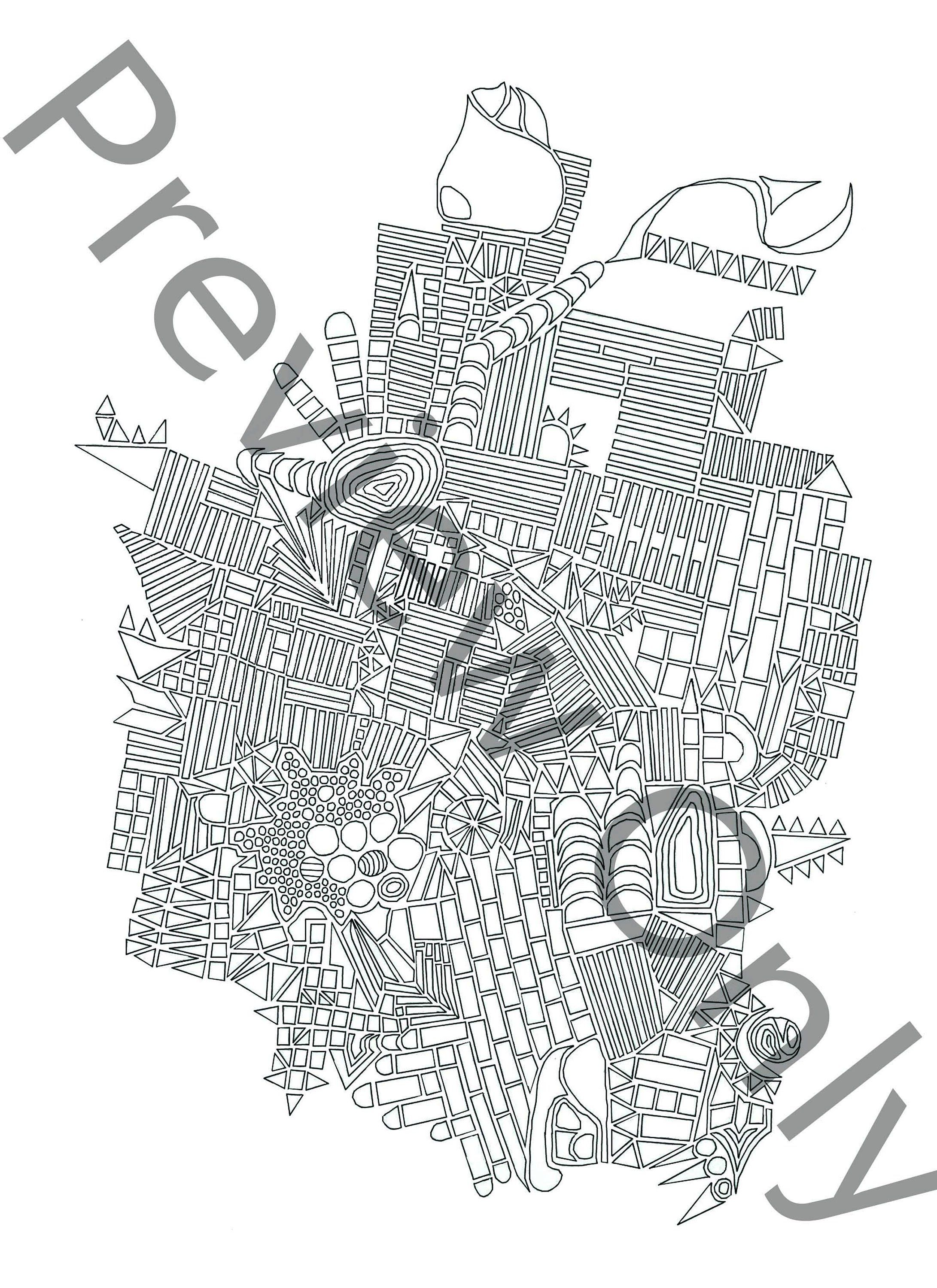 zendoodle coloring books uplifting words