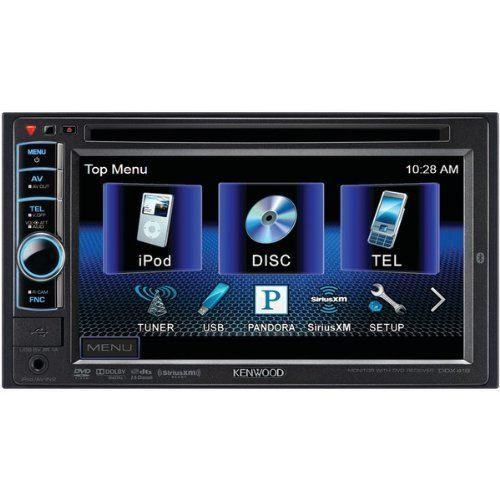 Kenwood DDX419 In-Dash Head Unit Car Stereo by Kenwood ... on pioneer avh-x1500dvd wiring diagram, kenwood kvt 512 wiring-diagram, pioneer avh-p4200dvd wiring diagram, kenwood harness diagram, jensen vm9114 wiring diagram, jvc kw-xr610 wiring diagram, external fm antenna wiring diagram, kenwood car stereo wiring diagrams kdc-x395, kenwood wiring harness colors, pioneer avh-p6300bt wiring diagram, jensen vm9214 wiring diagram, pioneer avh-p4000dvd wiring diagram, ddx419 wiring diagram, pioneer avh-p3200bt wiring diagram,