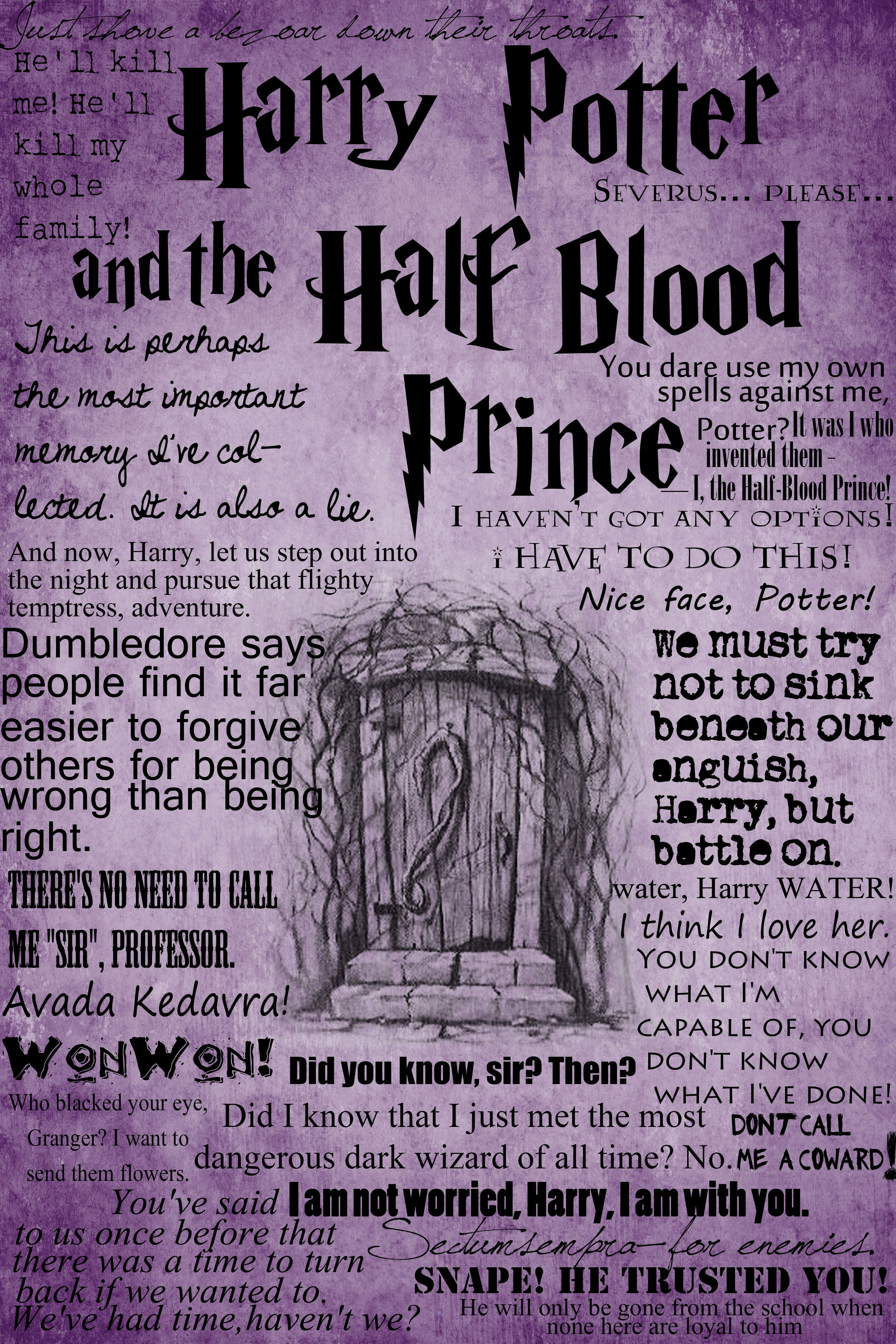 Pin Di Harry Potter Facts And Quotes