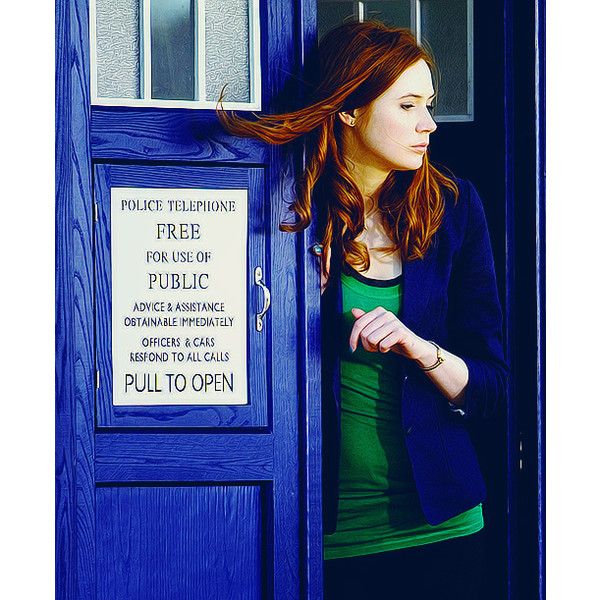 karen gillan | Tumblr ❤ liked on Polyvore featuring doctor who, karen gillan, people, celebs and ch - amelia pond