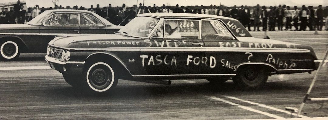 Tasca Ford S First Entrance Into Drag Racing Started With Gordon