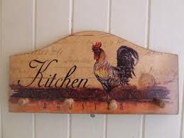 rooster kitchen decor sink cover decorating ideas french country 5x7 print by id