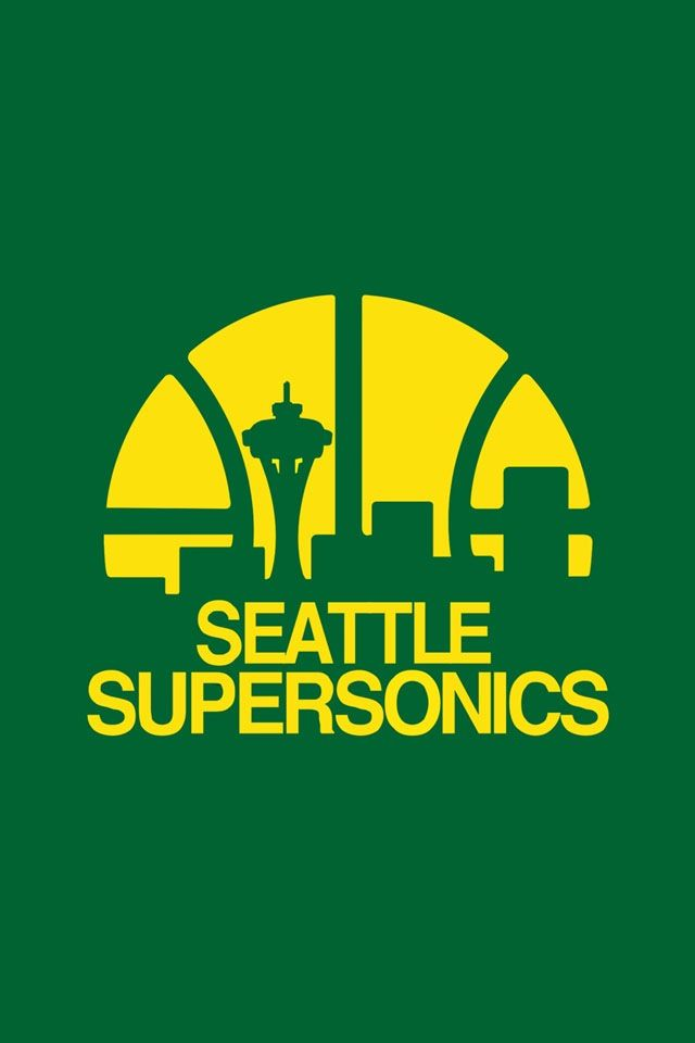 Seattle Supersonics Sports Logos 347c3cb6d866