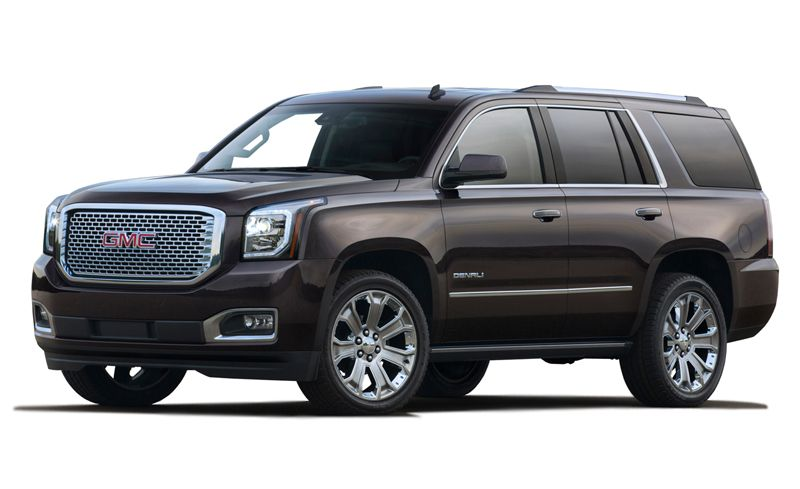 Best Suvs And Crossovers Of 2015 Editors Choice Gmc Yukon