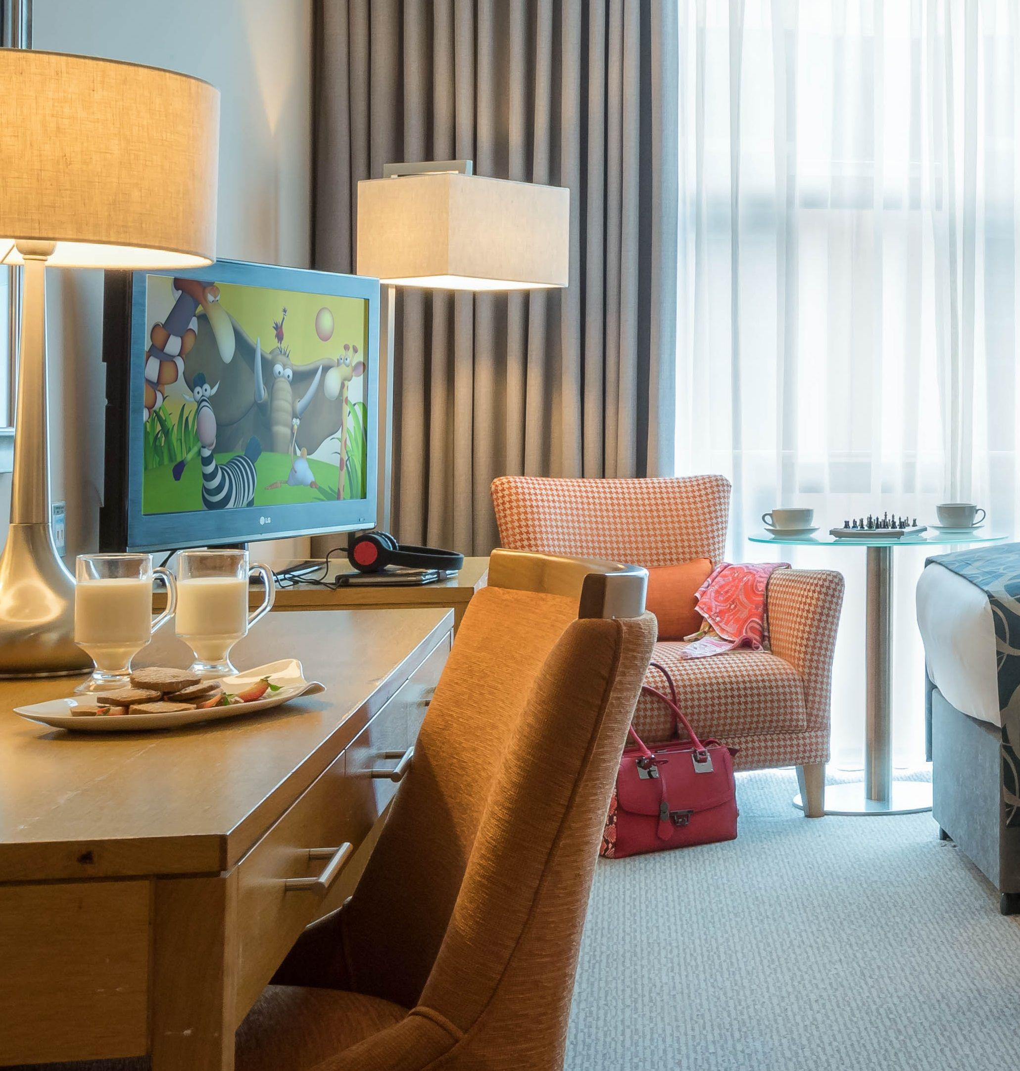 Hotel Rooms | Clayton hotel, Superior room, Hotels room