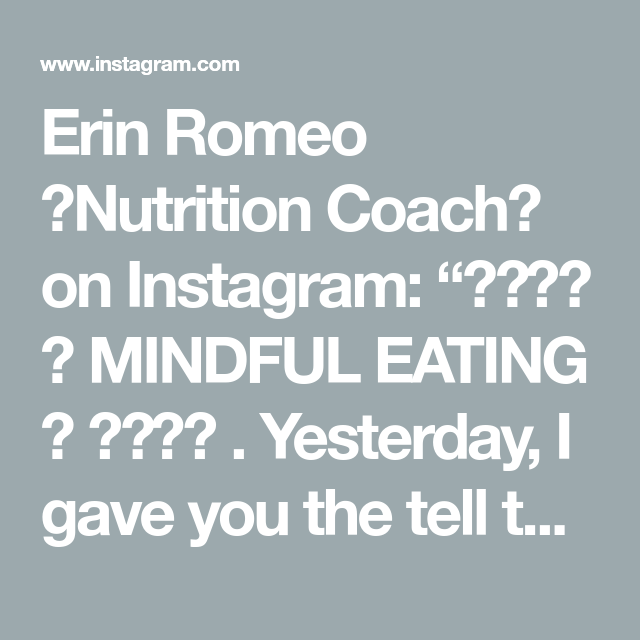 new photos cheap price buy online Erin Romeo ✨Nutrition Coach✨ on Instagram ...