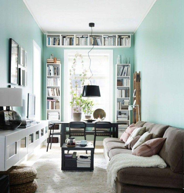 Mint Wandfarbe: Die Zeit Für Eine Elegante Wandfarbe Ist Gekommen
