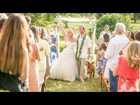 Soul Surfer Bethany Hamilton S Wedding Video Youtube Bethany Hamilton Wedding Videos Youtube Wedding Videography