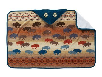 PENDLETON / Hooded Towel FORTHEHOUSEWIFE.COM