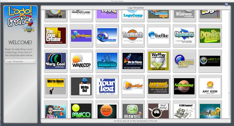 Logo Maker Software Design Software for Mac & Windows