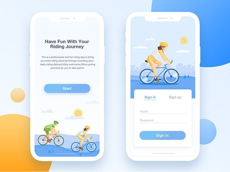 applications for ios cyclists