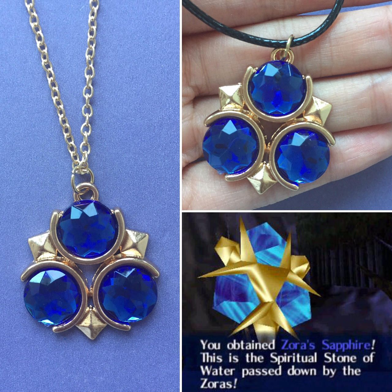 Legend of Zelda Charms made by Mikarya -