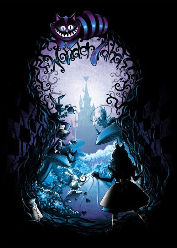Pin De Mandy Em Wallpaper Filme Alice No Pais Das Maravilhas