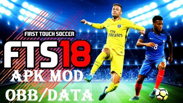 Fts18 First Touch Soccer 2018 Mod Apk Obb File Data File Download