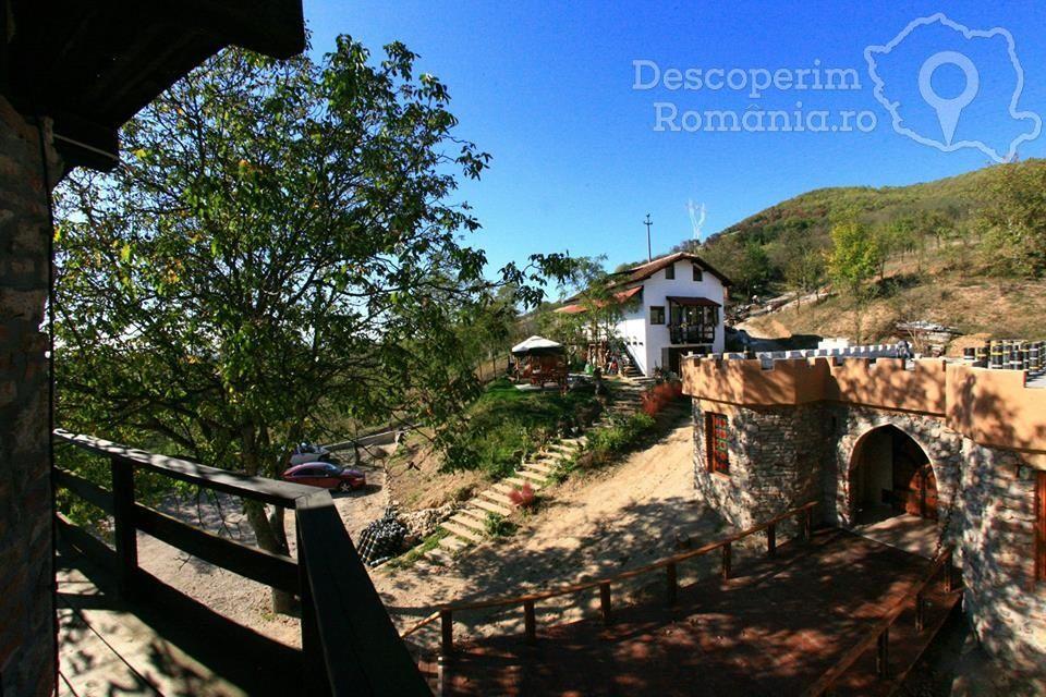 Pensiunea Castelul Lupilor Chimindia - Cerca con Google