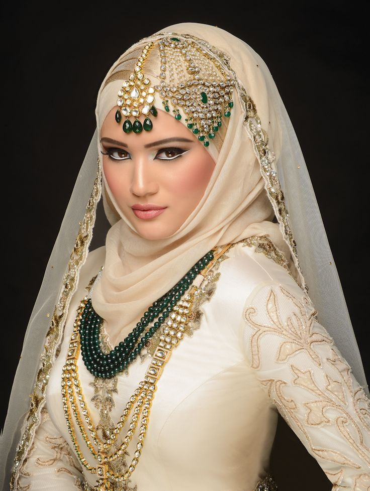 Eid Hijab Styles 2