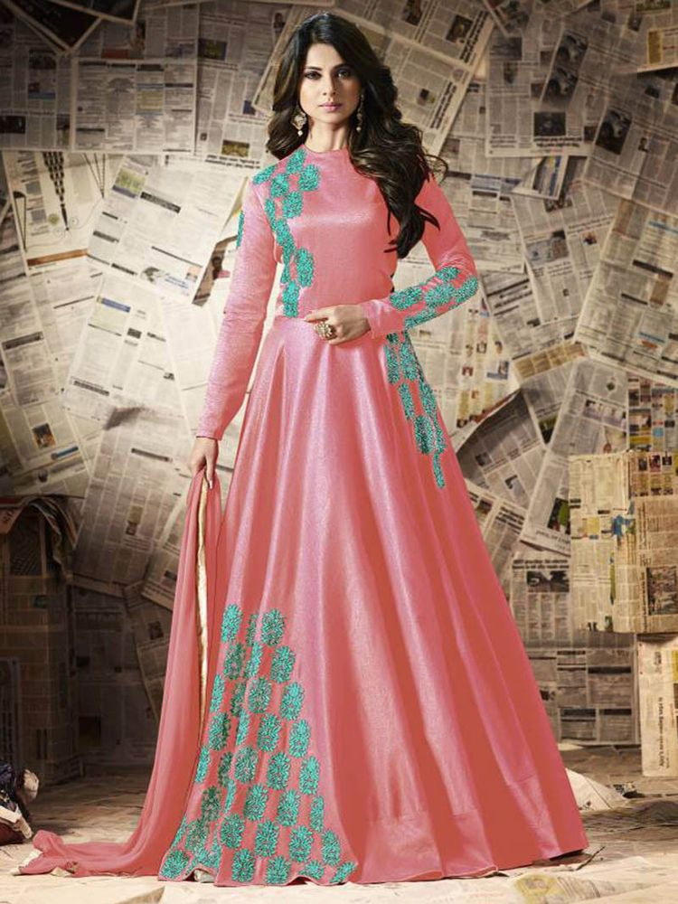 80e40838d1 Bollywood Designer Indian Pakistani Wedding Partywear Traditional Anarkali  Dress #Shoppingover #Salwarkameez