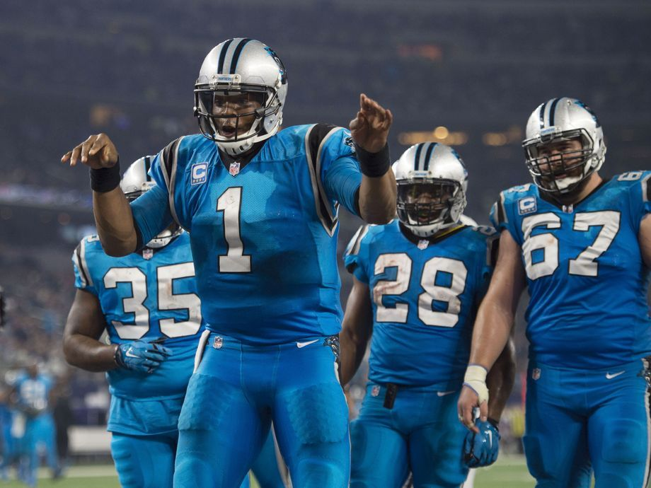 1. Panthers (previously: 2): Too bad for them New England | Carolina  free shipping