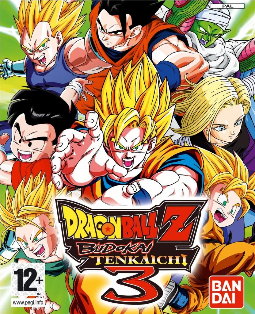 Dragon Ball Z Budokai Tenkaichi 3 Pc Full Espanol Juegos De Wii