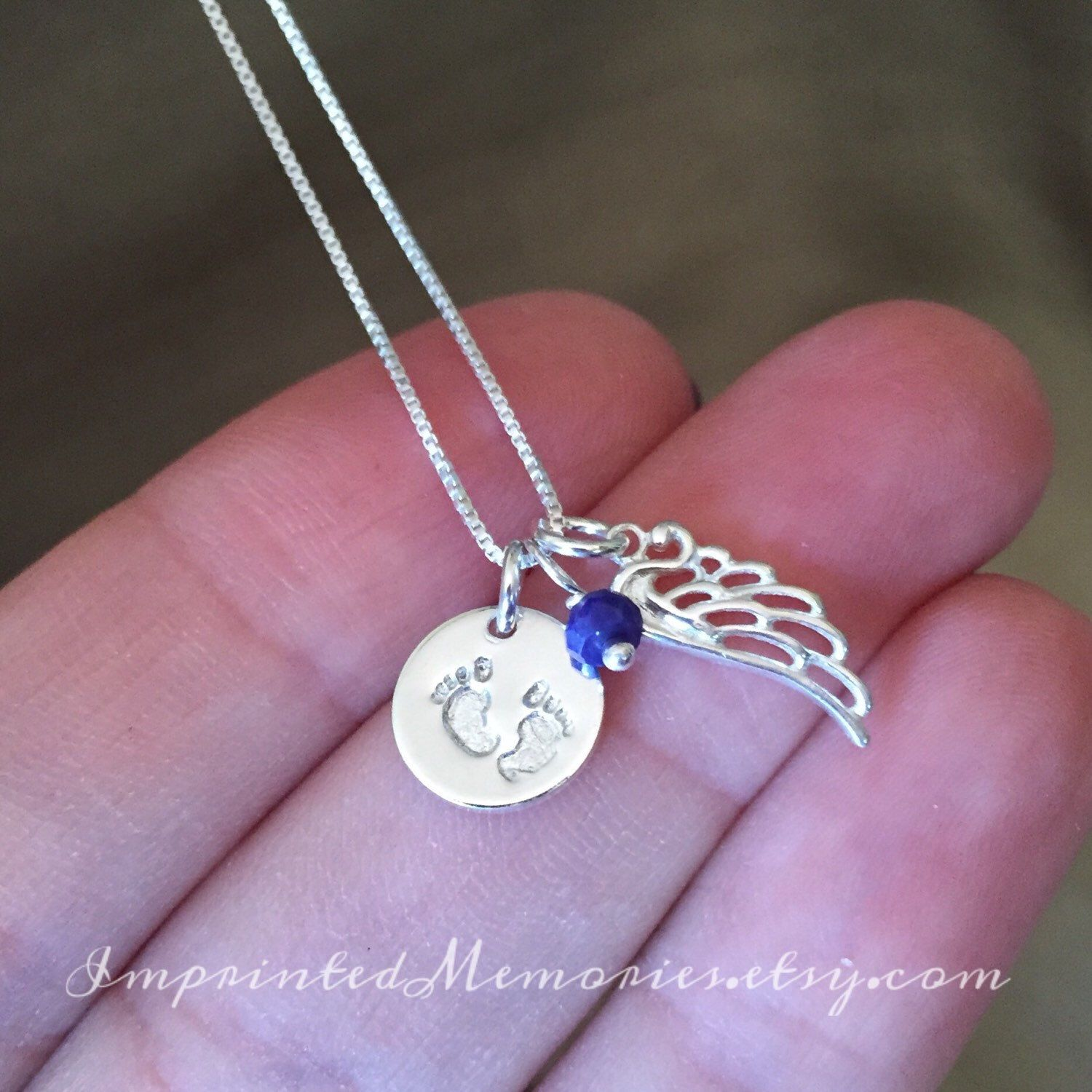 A personal favorite from my etsy shop httpsetsylisting in memory of a cat necklace tiny cat memorial necklace loss of a cat memorial jewelry my angel has whiskers necklace angel kitty aloadofball Images