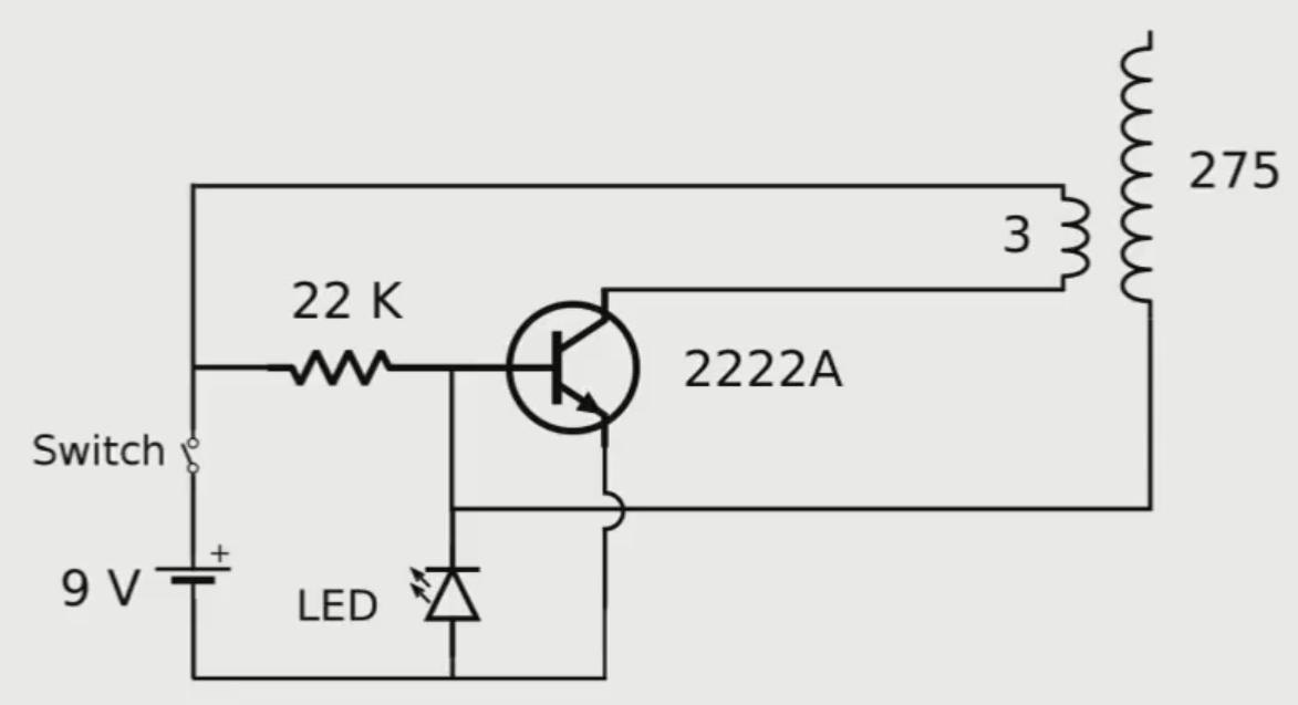 diagram of slayer circuit