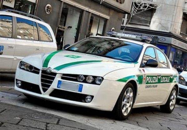 Alfa Romeo 159 Polizia Locale Alfa Romeo Alfa Romeo Alfa Romeo