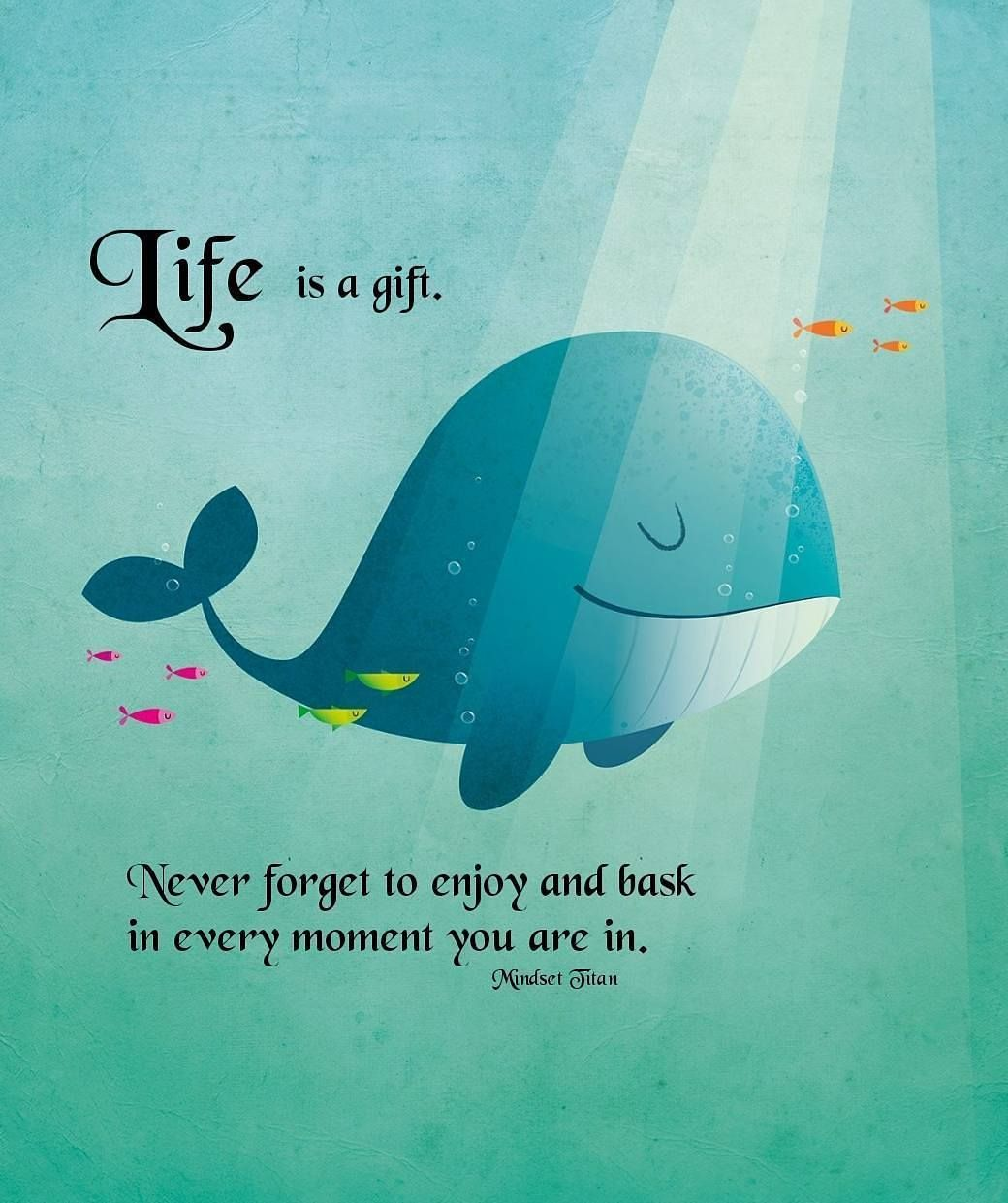 Life is a gift .. Quotes  Inspirational quotes, Positive quotes