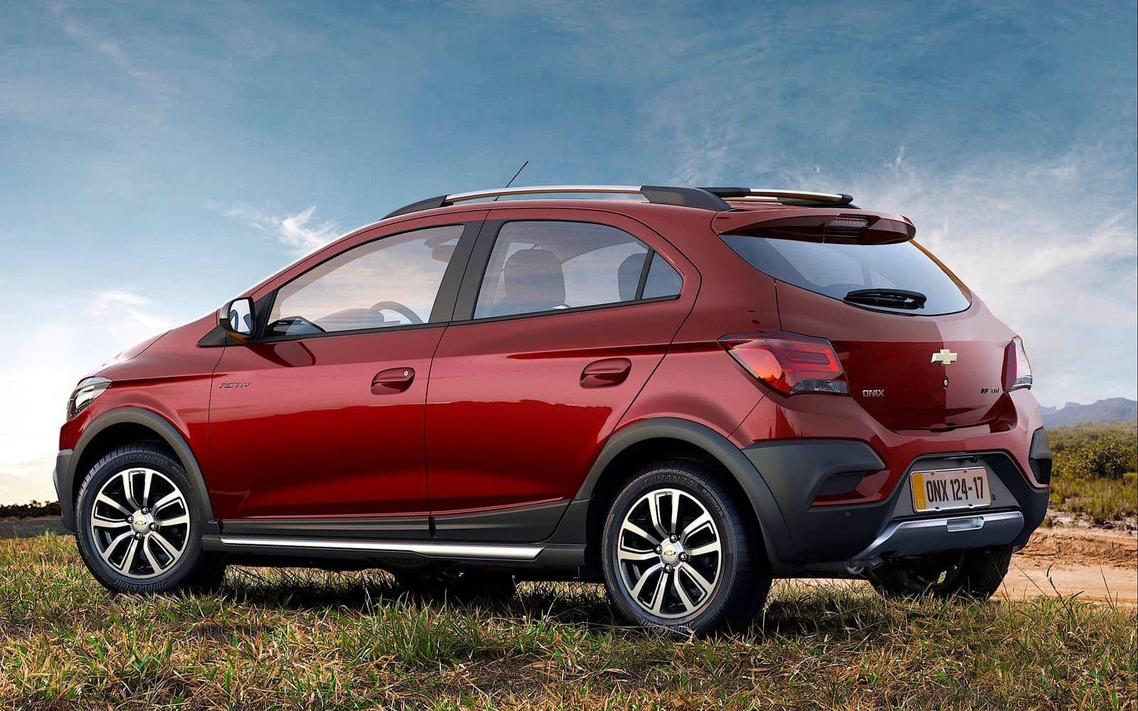 El Chevrolet Onix Activ Llega A Peru Carro Mais Vendido Lollapalooza Onix