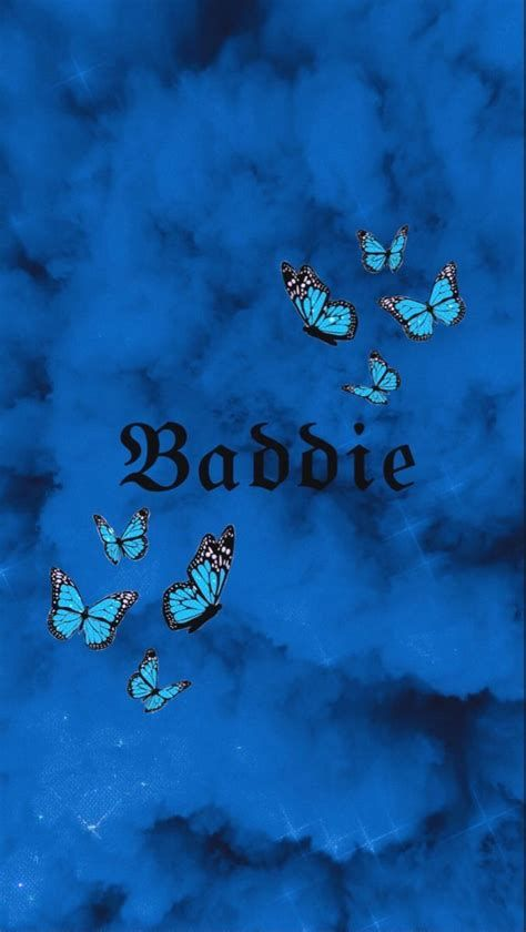 Baddie~ | Butterfly Wallpaper Iphone, Iphone Wallpaper