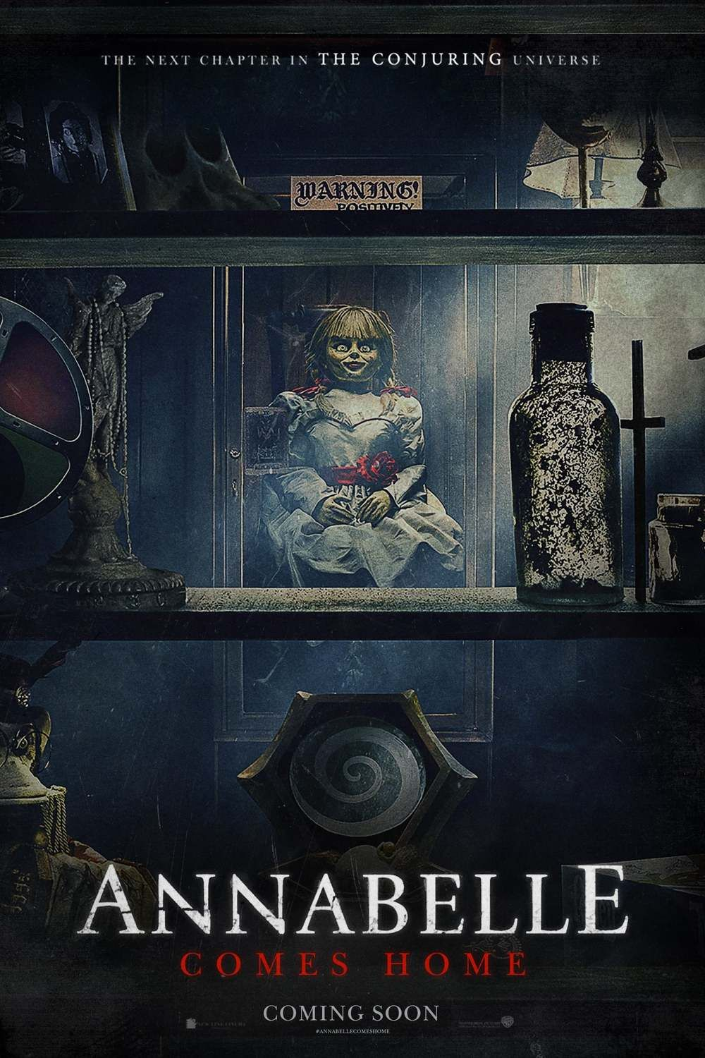 Annabelle Comes Home Lorraine warren, The conjuring