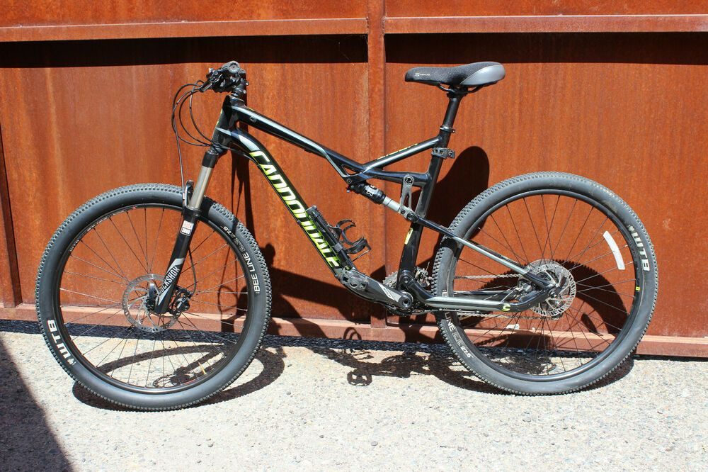 4e8c5cd4b27 2018 Cannondale Habit 6 27.5