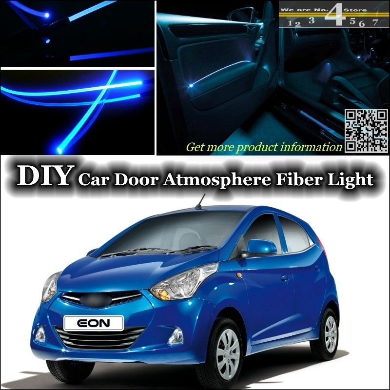For Hyundai Atos Eon Interior Ambient Light Tuning Atmosphere