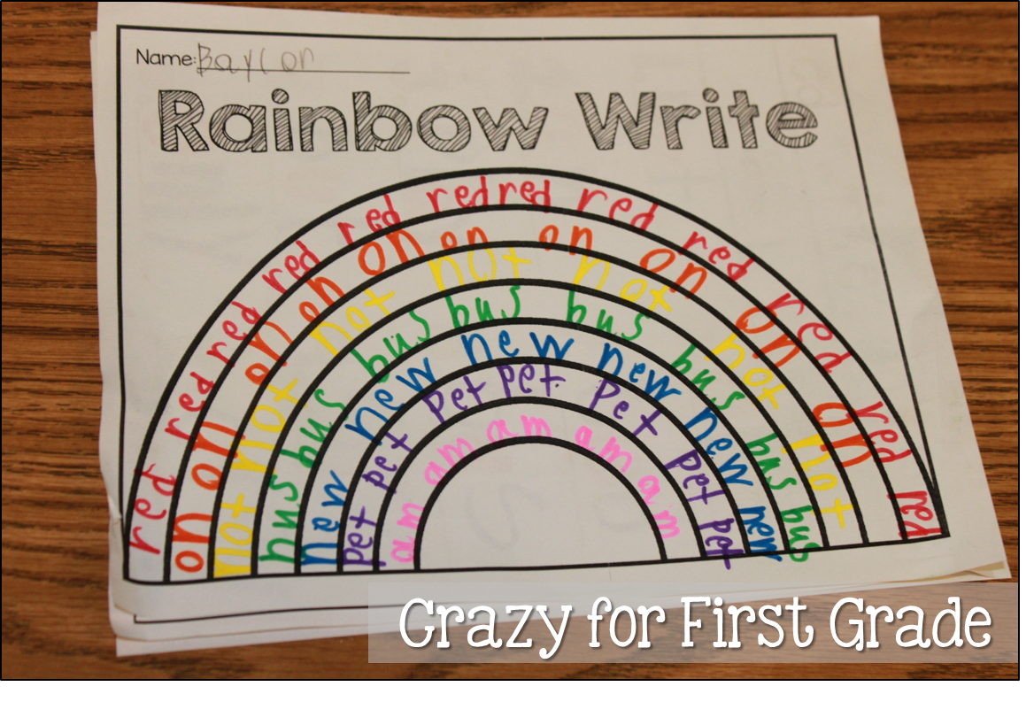 I Believe In Doing Anything And Everything To Encourage And Inspire My Students To Fall Deeply In Love With Word Word Work Stations First Grade Words Word Work [ 793 x 1168 Pixel ]
