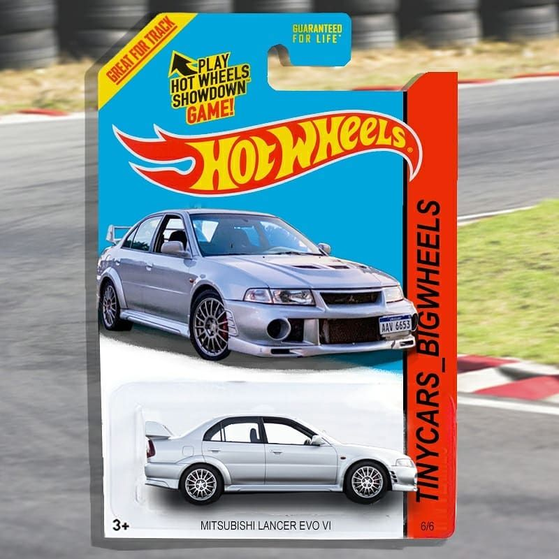 You want a HotWheels like this? DM ✉🔥 • What do you think about this car?😍😍 Owner: @nachodelgado17 • #mitsubishi #mitsu #rally #rallyart #mitsubishilancer #mitsubishievo #mitsubishievo6 #evo6 #lancerevolution #lancerevo6 #jdm #jdmcars #turbo #jdmculture #jdmgram #hotwheelscollectors #hotwheels #toys #photoshop #photoshop_art #wallpaper #edit