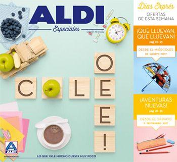 Catálogo ALDI del 28 de agosto al 3 de septiembre