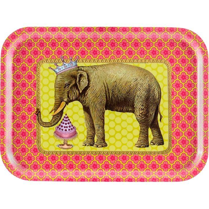 Ary Trays Clare Jordan Elephant Tray Prezola The Wedding Gift