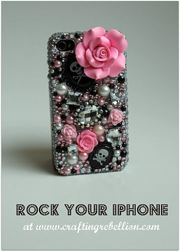 pimp out your iphone! make your own cover!