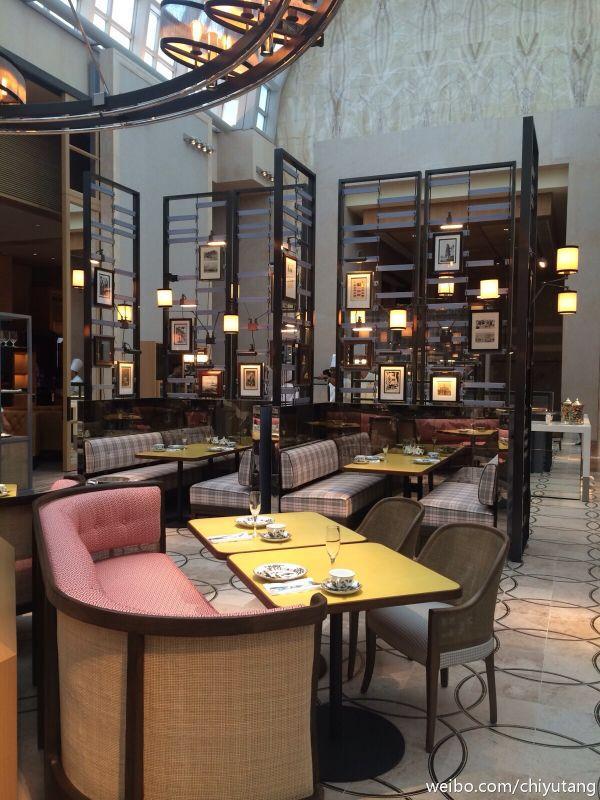 Tonychi Dining Room Contemporary Bar Design Restaurant