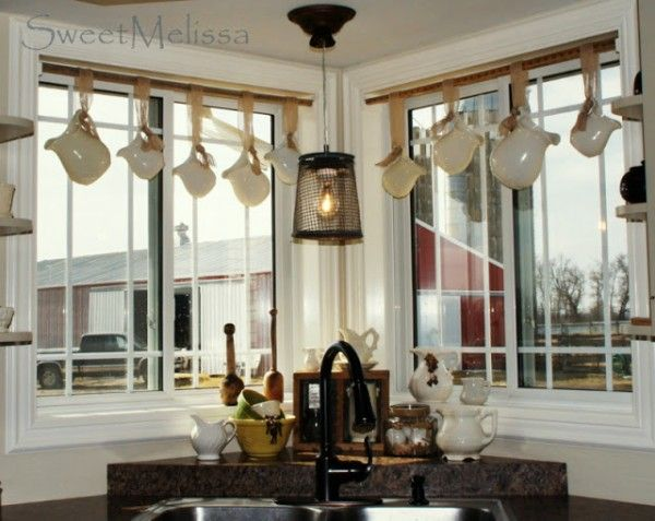 Unusual Window Treatments Home Design Ideas